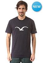CLEPTOMANICX M�we S/S T-Shirt dark navy