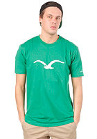 CLEPTOMANICX M�we S/S T-Shirt jolly green