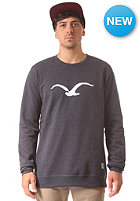CLEPTOMANICX M�we Sweat heather dark navy