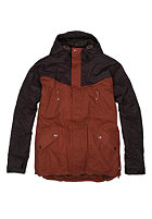 CLEPTOMANICX Orka Jacket dark brown