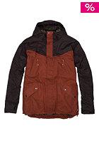 CLEPTOMANICX Orka Jacket dark brown