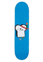 CLEPTOMANICX PiratenToast Skateboard blue 7,875