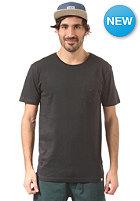 CLEPTOMANICX Pocket S/S T-Shirt pirate black