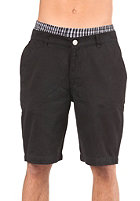 CLEPTOMANICX Port Classic Chino Shorts black
