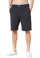 CLEPTOMANICX Port Classic Chino Shorts navy