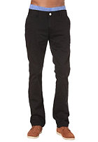 CLEPTOMANICX Port Slim Chino Pant black