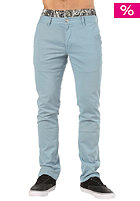 CLEPTOMANICX Port Slim Chino Pant tourmaline blue