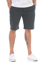 CLEPTOMANICX Port Slim Chino Short black forest