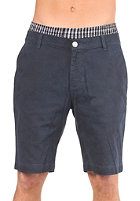 CLEPTOMANICX Port Slim Chino Shorts navy