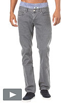 CLEPTOMANICX Port Slim Pant gray