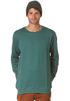 CLEPTOMANICX Ragull Sweat alpine green