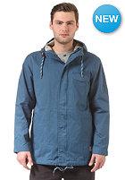 CLEPTOMANICX Robb Jacket petrol blue