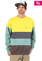 CLEPTOMANICX Sadida Sweatshirt bright yellow