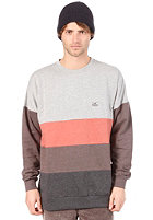 CLEPTOMANICX Sadida Sweatshirt heather gray