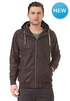 CLEPTOMANICX Satu Jacket heather brown