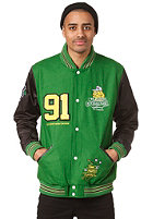 CLEPTOMANICX Sauerthal Jacket jolly green