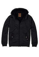 CLEPTOMANICX Shearly Jacket heather dark gray