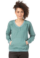 CLEPTOMANICX Sleeze L/S Shirt spruce green
