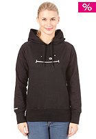 CLEPTOMANICX Smile Toast Hooded Sweat black