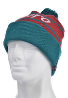 CLEPTOMANICX Snow Patrol Beanie alpine green