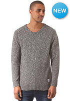 CLEPTOMANICX Spots Knit Sweat heather gray