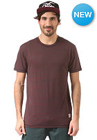 CLEPTOMANICX Stripe S/S T-Shirt pirate black