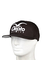 CLEPTOMANICX Super CL Ball Cap black