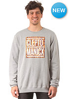 CLEPTOMANICX Tango Sweat heather gray