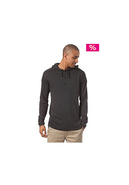 CLEPTOMANICX Terry 2 Hooded Sweat black