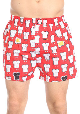 CLEPTOMANICX Toast Boxershorts orange