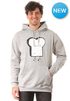 CLEPTOMANICX Toast Hooded Sweat heather gray