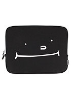 CLEPTOMANICX Toast Laptop Bag black