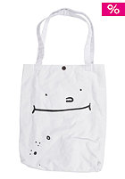 CLEPTOMANICX Toast Mute Shoulderbag white