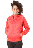 CLEPTOMANICX Toerny Jacket hot coral
