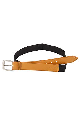 CLEPTOMANICX Two Tone Belt black