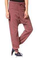 CLEPTOMANICX Womens Bhumi Sweat Pant heather hot chocolate