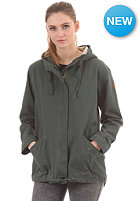 CLEPTOMANICX Womens Bingo Jacket olive green