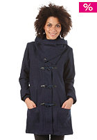 CLEPTOMANICX Womens Daffle Jacket heather navy