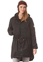 CLEPTOMANICX Womens Delphi Hemp Jacket black