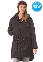 CLEPTOMANICX Womens Delphi Hemp Jacket black