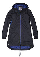 CLEPTOMANICX Womens Delphi Hemp Jacket dark navy