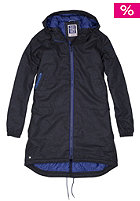Womens Delphi Hemp Jacket dark navy