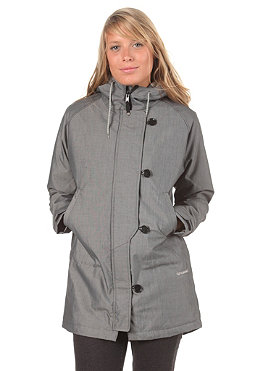 CLEPTOMANICX Womens Elleparka Jacket melange grey