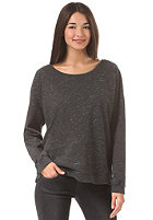 CLEPTOMANICX Womens Flarry Sweat pirate black
