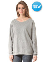 CLEPTOMANICX Womens Flarry Sweatshirt heather gray