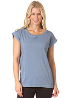 CLEPTOMANICX Womens Holiday S/S T-Shirt blue