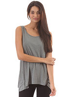 CLEPTOMANICX Womens Huey Top moss gray