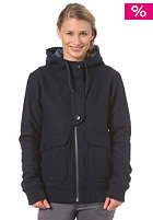 CLEPTOMANICX Womens Kong Jacket navy