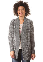 CLEPTOMANICX Womens Kristi Cardigan black