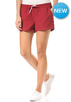 CLEPTOMANICX Womens Miaami Boardshort burgundy